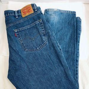 Levi Strauss Medium Wash Casual Jeans